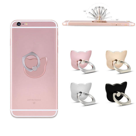 Cat Ring Cellphone Holder