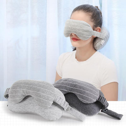 Travel Eye Mask & Pillow