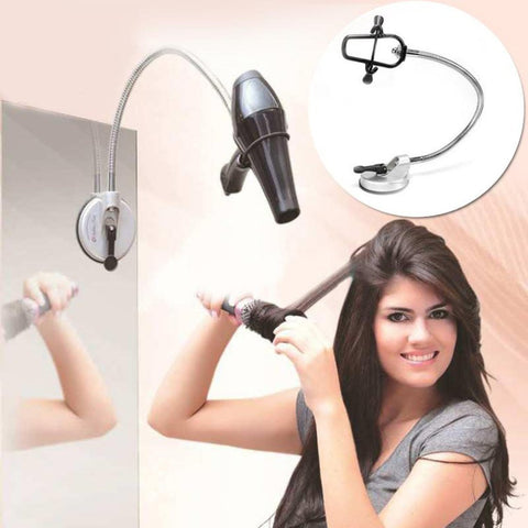 Helpy™ Hands Free Hairdryer Holder