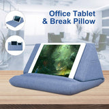 Foldable Universal Tablet Holder Pillow