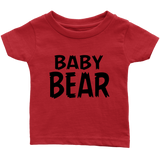 Infant T-Shirt - Papa/Mama Bear