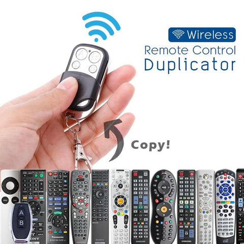 4 In 1 Wireless Remote Control Duplicator