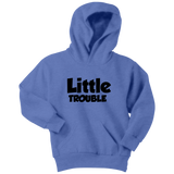 Youth Hoodie - Big/Little Trouble