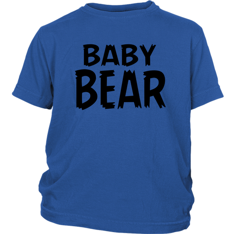 District Youth Shirt - Papa/Mama Bear