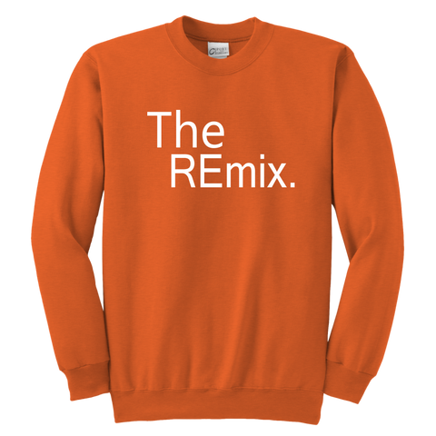 Youth Crewneck Sweatshirt - The Original/REmix