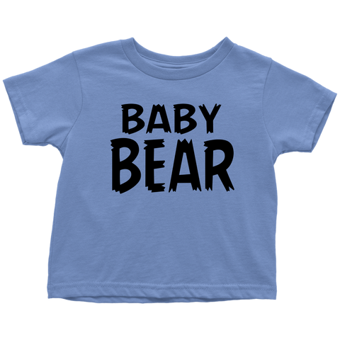 Toddler T-Shirt - Papa/Mama Bear