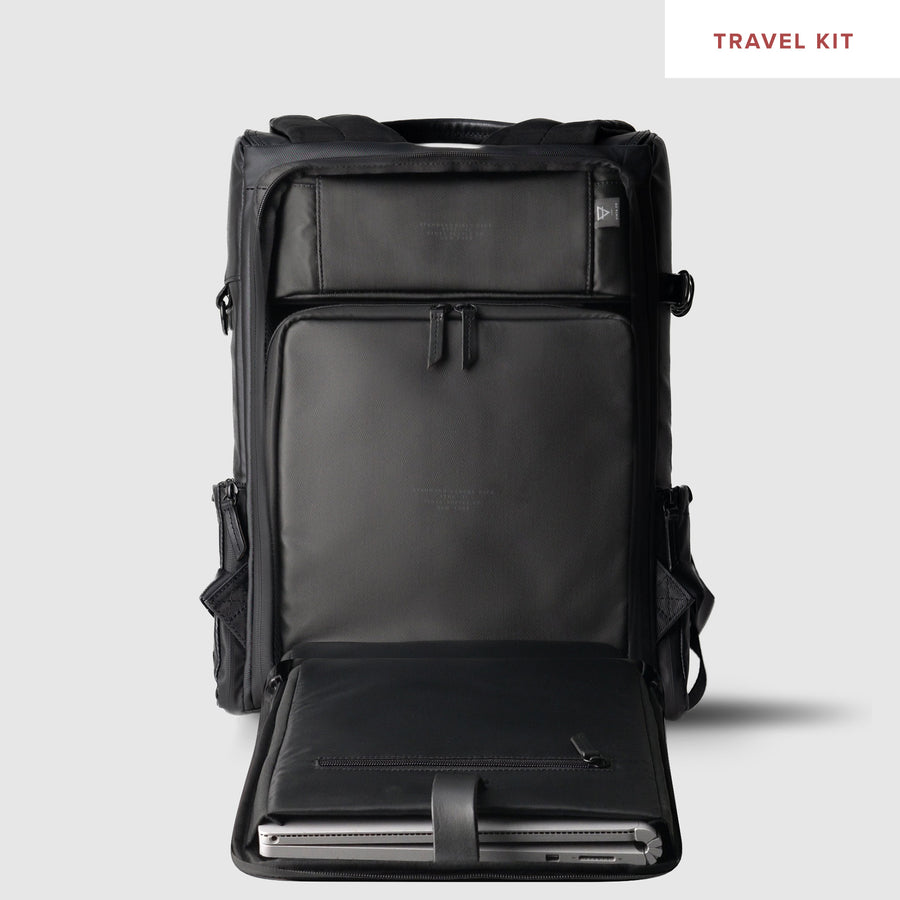 2019 TYPE-II: Black Matte Backpack