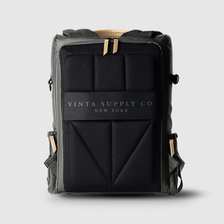PRE-ORDER: Charcoal Backpack (Oct 30th)