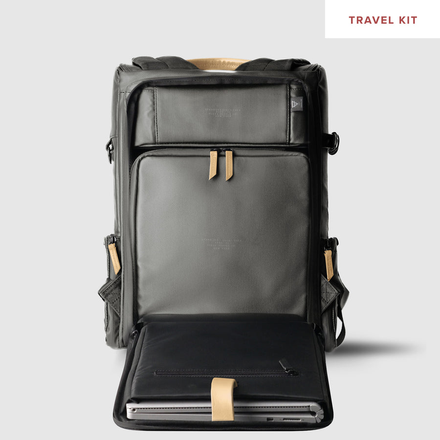 PRE-ORDER: Charcoal Backpack (Sept 1st)