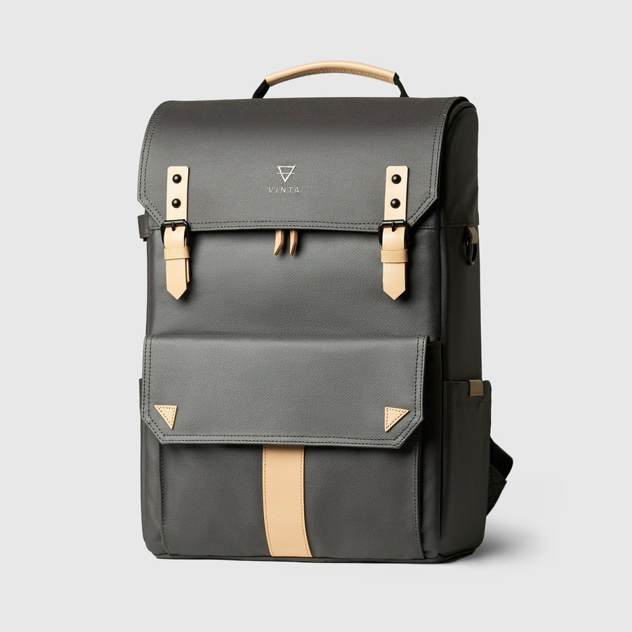 2019 TYPE-II: Charcoal Backpack