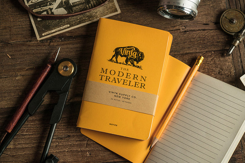 100GSM Modern Traveler Notebooks
