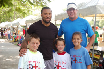 Pinecrest Fit Kids Day Volunteer
