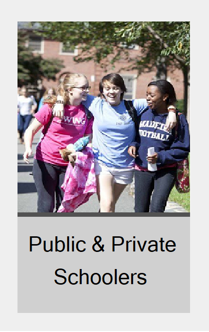 Public Private Students