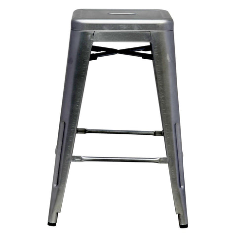 Replica Steel Tolix H Counter Stool