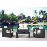 Sterling Outdoor 4-Piece Seating Set