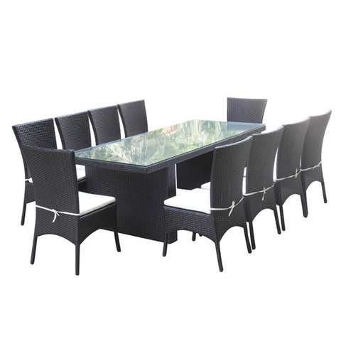 Rattano Outdoor Dining Set
