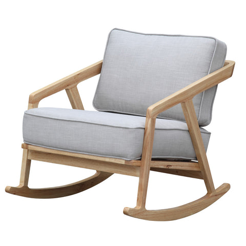 Solo Rocker Arm Chair