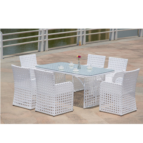 Bold Outdoor Dining Set