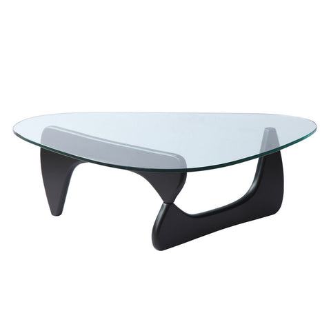 Replica Isamu Noguchi Coffee Table - Glass Top