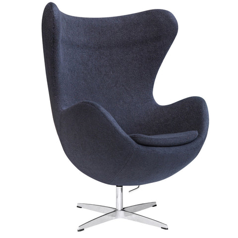 Replica Arne Jacobsen Egg Chair Fabric
