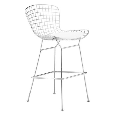Replica Bertoia Wire Bar Stool