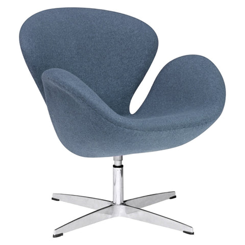 Replica Arne Jacobsen Swan Chair - Fabric Cover