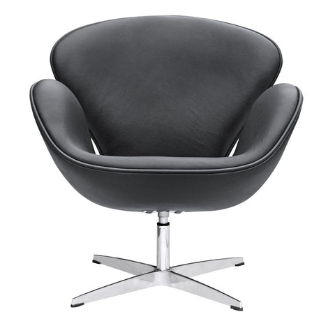 Replica Arne Jacobsen Swan Chair - Leather