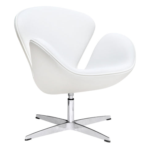 Replica Arne Jacobsen Swan Chair Leather Designer Seating