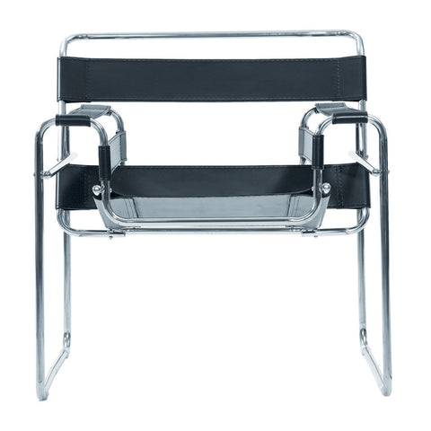 Replica Marcel Breuer Wassily Chair   Belting Leather