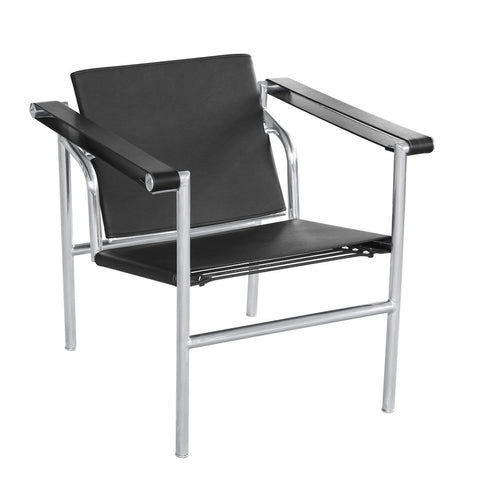 Replica Le Corbusier LC1 Chair - Leather