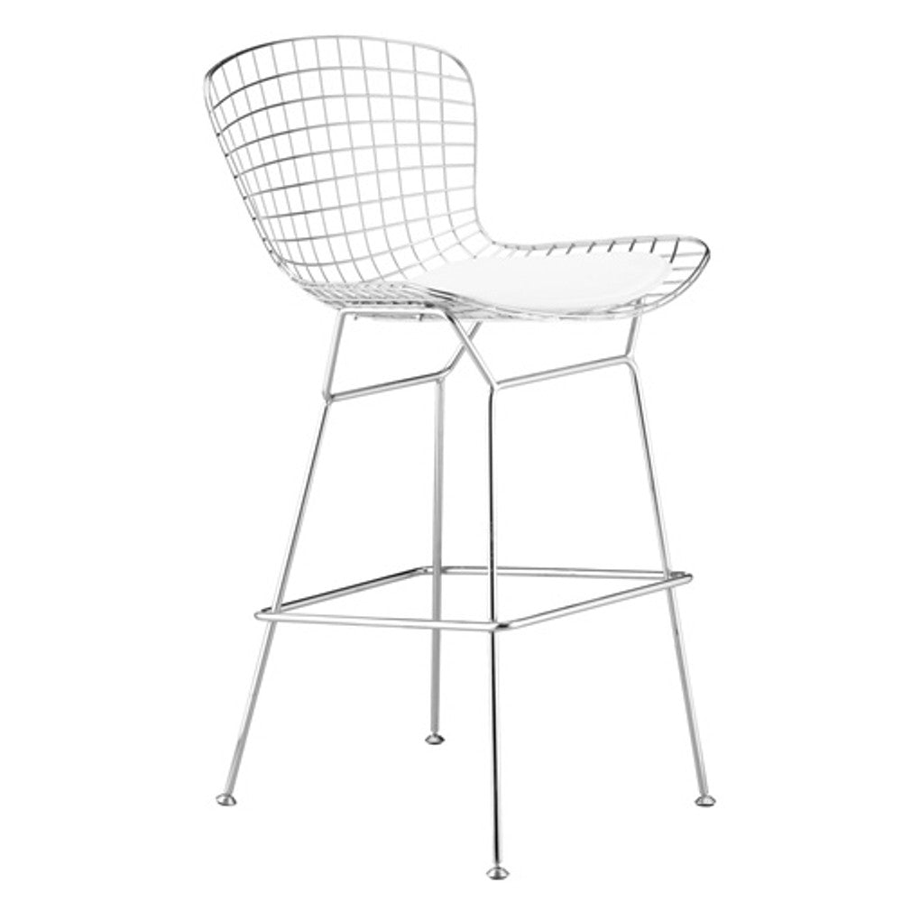 Replica Bertoia Wire Counter Stool Designer Seating