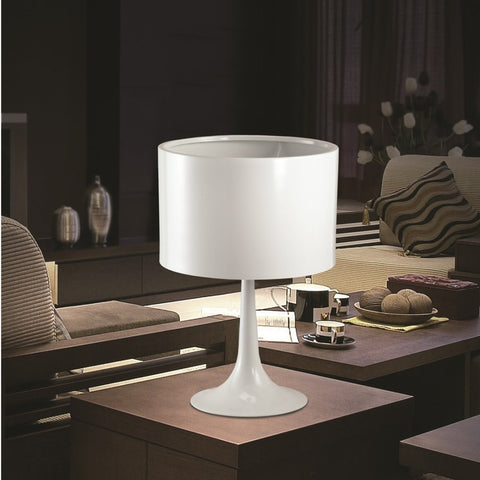 ... Replica Eero Saarinen Spun Tulip Table Lamp ...