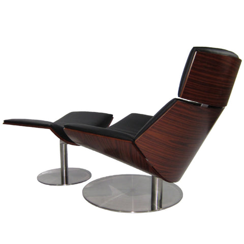 Impress Lounge Chair & Ottoman Set