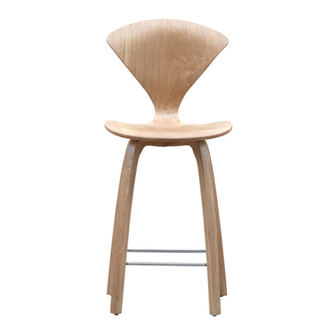 Replica Norman Cherner Stool - Counter Height 25""