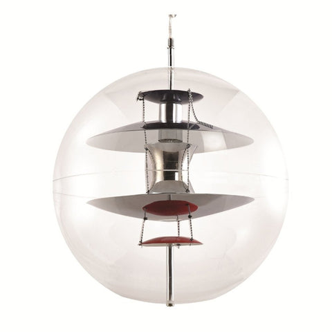 verner panton lighting. Replica Verner Panton VP Globe Hanging Lamp Lighting M