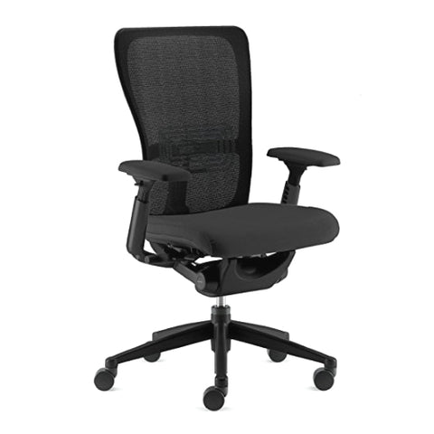 Haworth Zody Desk Chair - Mesh Fully Adjustable