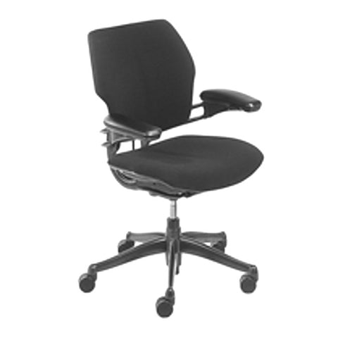Humanscale Freedom Chair - Fully Adjustable - Fabric