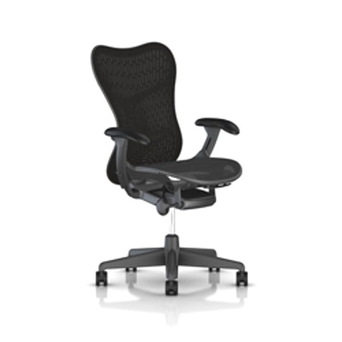 Herman Miller Mirra 2 Work Chair - Black Fabric