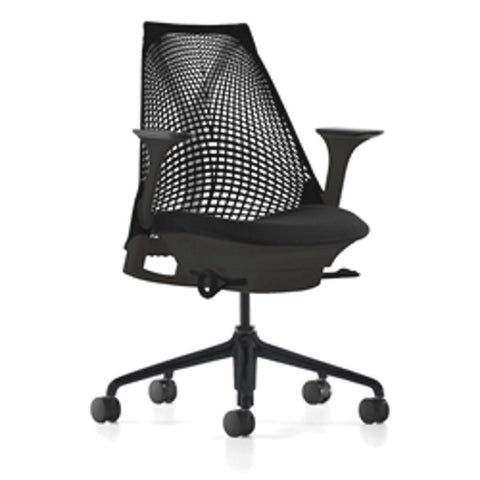 Herman Miller Sayl Office Chair - Black