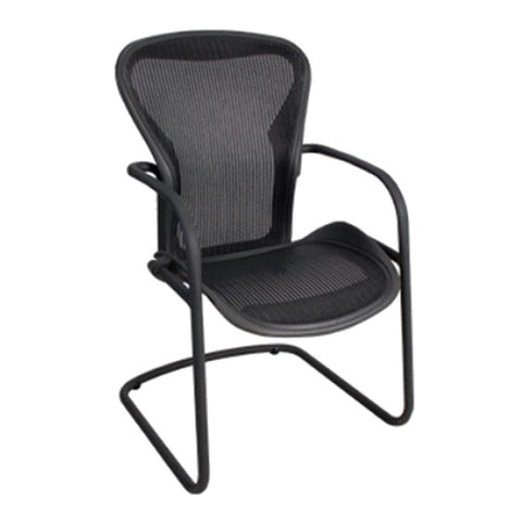 Herman Miller Aeron Side Chair - 2 Piece Set