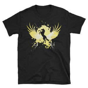 Angel Horse Equestrian T-Shirt