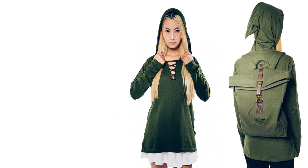 Legend of Zelda Hoodies