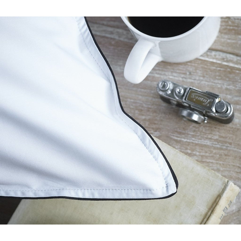 INDULGENT SET (Duvet Cover, Fitted Sheet, 4 Pillowcases)