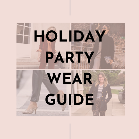 Holiday Party Wear Guide