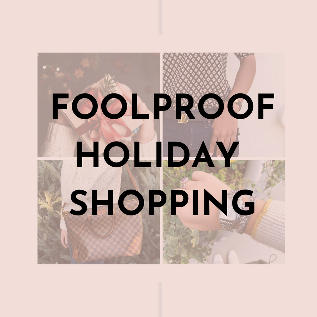 Foolproof Holiday Shopping