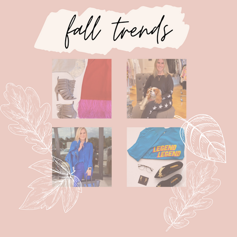 Fall Trends Guide