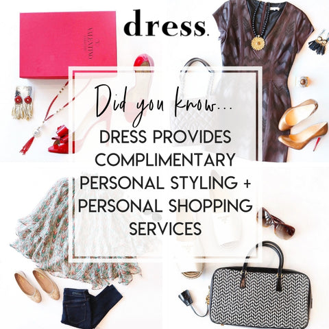 personal styling service Raleigh North Carolina