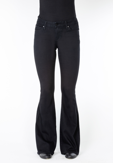 Articles of Society Faith Luka Flare Jeans Front