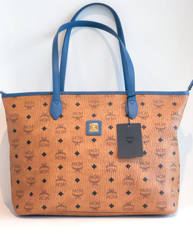 MCM CE Medium  Shopper Tote