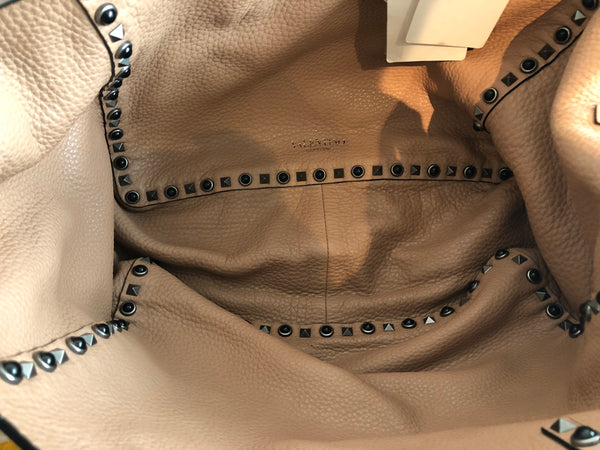 SOLD Valentino Rockstud Rolling Reversible Large Tote